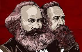 Marx y engels