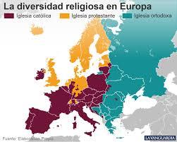 mapa religioso