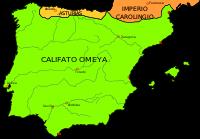 califato omeya en españa